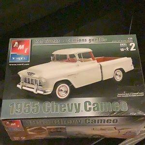 Retro 2003 hot trucks Model car kit